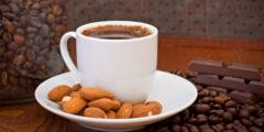 قهوة اللوز